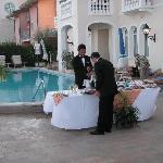 Hotel Casa Bianca al Mare Foto