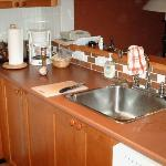 Kitchen counter top