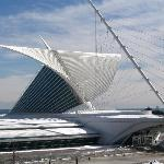 Milwaukee Art Museum Photo