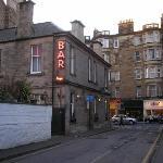 Pub from Cannan Lane