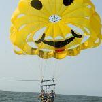 Hang Loose Parasail Foto