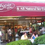 Zoey's Café and All Natural Ice Cream