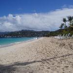 Beach View - empty as it often is