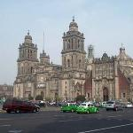 This is Zocalo plaza