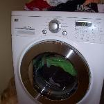 In Room Washer/Dryer