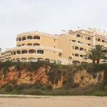 Oriental from beach (far left is Hotel Casino)
