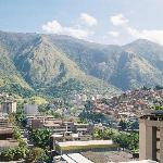 Avila moutain range, Caracas