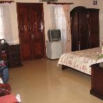 Inside deluxe room