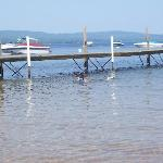 Sebago Lake is a great place for water activities