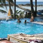 pool at day