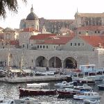 The Old city's harbour