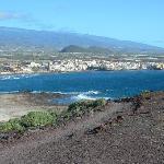 El Medano et sa plage
