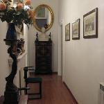hallway of Antiqua Roma