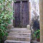 Door at Salomes Garden