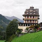 Hotel Baren from outside