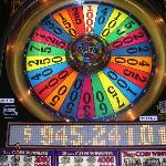 I actually got the 1000 on the wheel of fortune!  Never seen it done before or since!