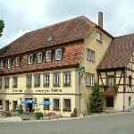 Das Hotel zum Schwarze Lamm