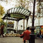 Place des Abbesses