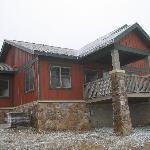 The Lodge at Mount Magazine-billede