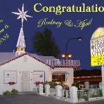 Wee Kirk O' the Heather Wedding Chapel Foto