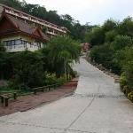 Hill to Main Lobby