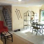 Hotel Buganvillas, Living room