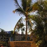 Balcony at Villas Vallarta