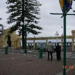 On the Art Deco tour of Napier