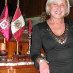 La solidaridad del pueblo peruano alegraron  mis sentimientos