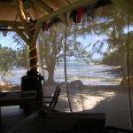 Rest plage Cap Est Lagoon