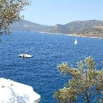 View from the Mahal beach club, you can get to it by a boat which goes every 15mins frm the...