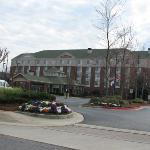 Hilton Garden Inn Johns Creek March 2007