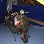 French Army Scooter