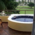 our own mini-pool