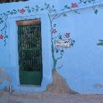 Casa Leree side entrance