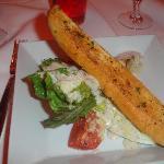 grilled caesar salad  $14