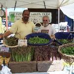Marin County Farmers' Market--San Rafael