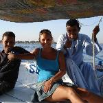 The Felucca trip gets the thumbs up!