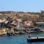 Popeye island