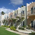 The duplex beach villas