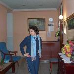 Hostal Corbero Lobby