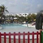 swim pool and area