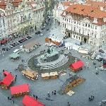 town sq from tower