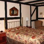 Our room w/ Queen Bed 2nd floor