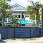 Foto de River Esplanade Motel