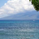Molakai from our Lanai