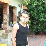Aldo, Casa Condesa´s masseur