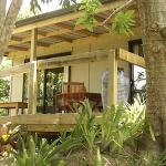 Subtropical cottage accommodation Kerikeri