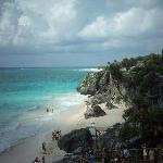 Ruinas Mayas de Tulum Photo