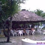petit bar de la plage